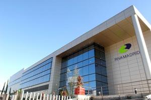 Edificio de Rivamadrid (Foto archivo Rivas Actual)