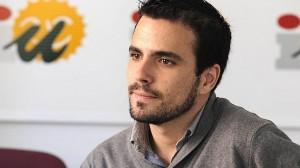 Alberto Garzón (Foto: http://gorrasymochilasradioshow.blogspot.com.es)