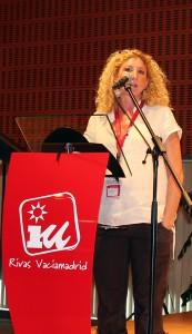 Yaiza García (Foto: Enrique Ayala)