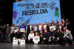 Participantes en una edición anterior del Festival Creatrias (Foto: Enrique Ayala)