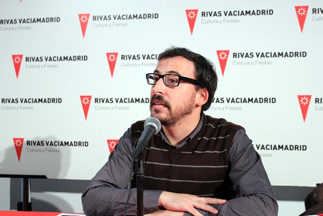 Curro García Corrales, en una foto de archivo (Foto Rivas Actual)