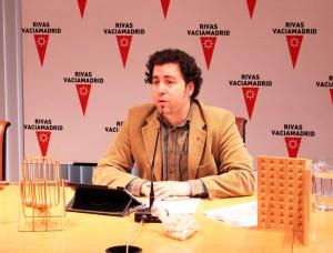 Pedro del Cura (Foto archivo Rivas Actual)