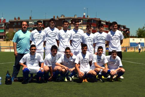 Equipo cadete de La Meca (Foto cortesía del club)