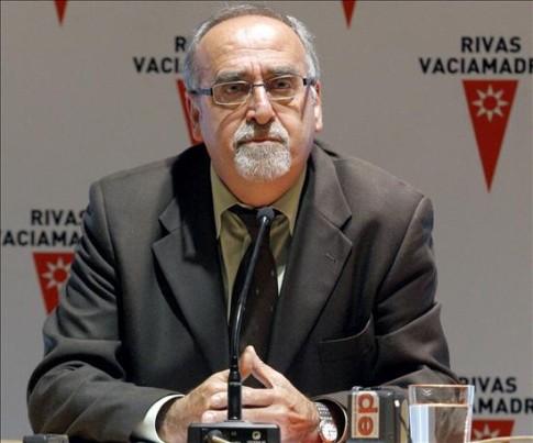 José Masa, alcalde de Rivas