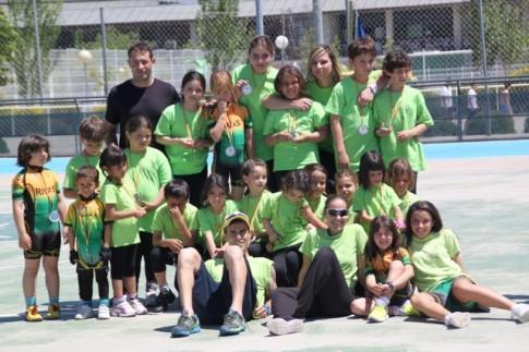 Equipo del Patín Velocidad Rivas (Foto cortesía del club)