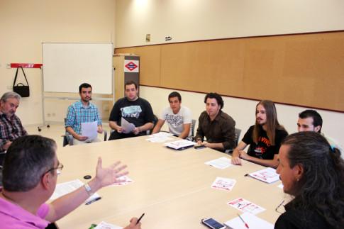 Un momento de la rueda de prensa de presentación de la Semana (Foto: Rivas Actual)