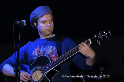 Martin Dave, ganador de la primera edicion de Urock! (Foto: Erique Ayala)