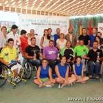 Grupo de participantes en el torneo (Foto: Enrique Ayala)