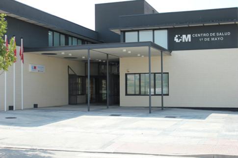 El centro de salud Primero de Mayo, que en principio iba a contar con especialidades médicas (Foto: Rivas Actual)