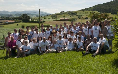 El Coro, fotografiado en 2012 en Suances (Cantabria), donde participó en un concierto (Foto cortesía de Coro Rivas)