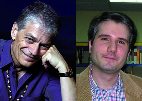 Alberto Infante (izda.) y Antonio Daganzo