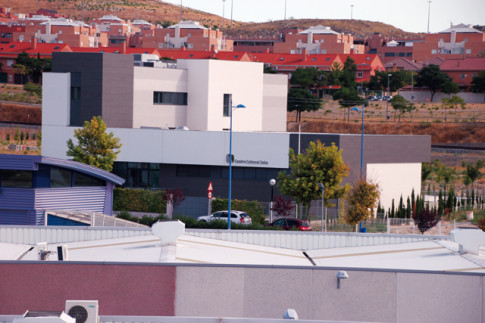 Sede del Centro Cultural Soka en Rivas (Foto: Rivas Actual)