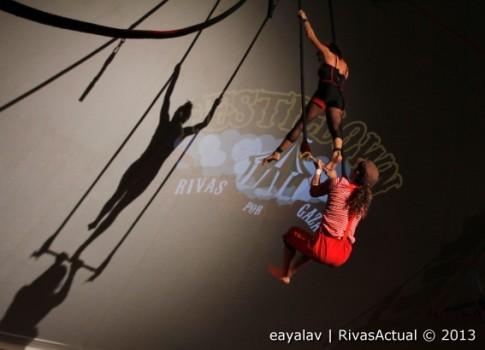 Una de las actuaciones de la gala (Foto: Enrique Ayala)