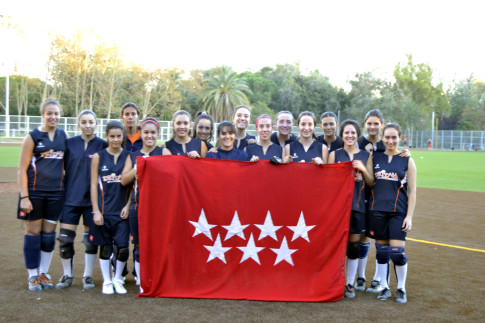 Combinado del Dridma Rivas que quedó subcampeón (Foto cortesía del club)