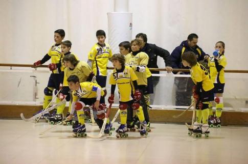 El equipo benjamín (Foto cortesía del club)
