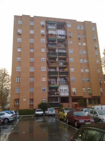 Uno de los edificios que deberá pasar la inspección (Foto cortesía de la Mancomunidad de Covibar)