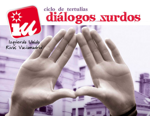 Imagen usada en el cartel anunciador del acto