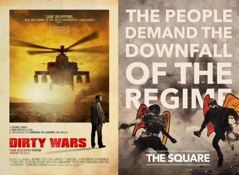 Carteles de las películas seleccionadas