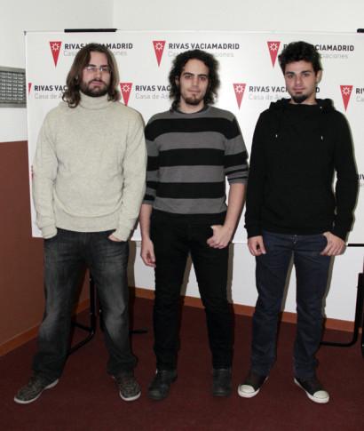 Los fundadores de Nexo Educativo (Foto cortesía de Nexo)