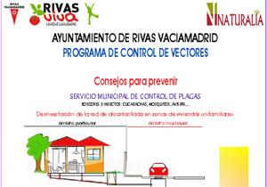 Imagen del cartel anunciador de la campaña (Foto: Rivasciudad.es)