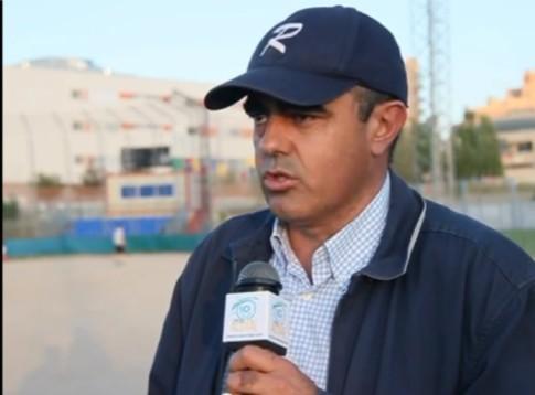 José Manuel González, durante la entrevista con Rivas Actual (Foto: Enrique Ayala)