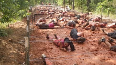 Imagen de una Spartan Race realizada en México