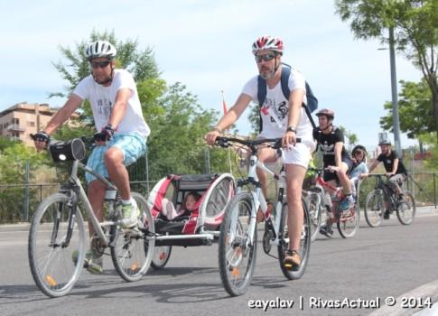 Algunos de los participantes en el evento (Foto: Enrique Ayala)
