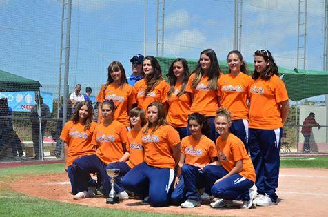 Equipo cadete del Dridma, tercero en el Campeonato de España (Foto cortesía del club)