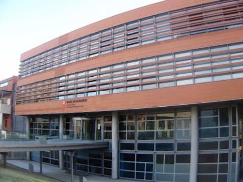Edificio de Servicios Administrativos del Ayuntamiento