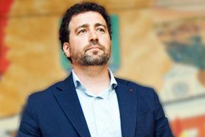 Pedro del Cura, en una foto de archivo de 2014
