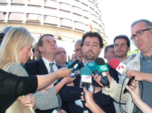 Foto archivo de Pedro del Cura (Foto cortesía de IU Rivas)