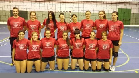 El equipo Senior Femenino, que la próxima temporada jugará en Superliga Femenina 2 (Foto cortesía del club)