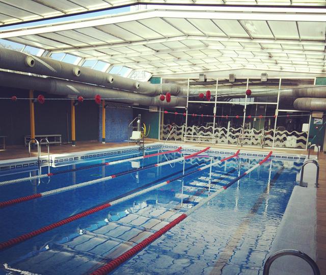 Palestra rivas invierte euros de fondos propios for Instalacion de piscinas pdf