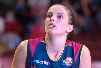 Vujovic, durante uno de sus partidos en Italia (Foto: Basket Livorno)