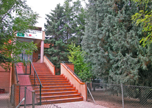 La Escuela Infantil Platero será una de las que renuevas su Consejo Escolar (Foto rivasciudad.es)