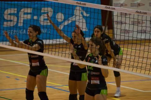 Foto cortesía AD Voleibol Rivas.
