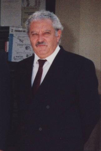 Antonio Martínez Vera, primer alcalde democrático de Rivas, en una foto de origen desconocido