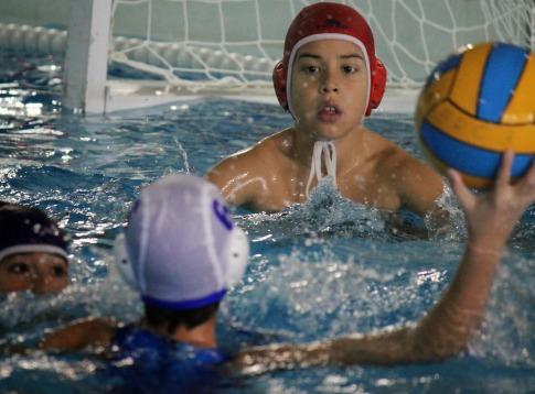 Iván Salvador (Foto CD Covibar Rivas Waterpolo)