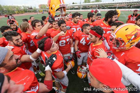 Los Osos de Rivas, segundos en la LNFA Serie A