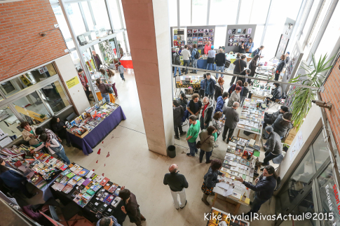 Rivas celebra la III Feria del Libro. Foto: Kike Ayala.
