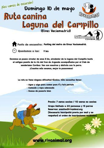 Ruta canina Rivanimal 10 05 15