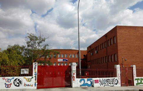 El instituto Las Lagunas, en Covibar. (Foto: Kike Ayala).