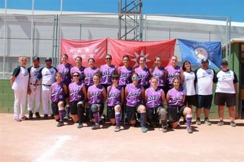 El equipo femenino sénior del CBS se ha proclamado campeón de España, tras la celebración, en el polideportivo Cerro del Telégrafo, del certamen nacional. (Foto: José María Playan).
