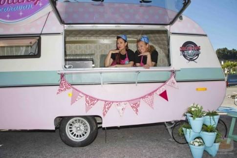 Food Truck Rolling Caravan
