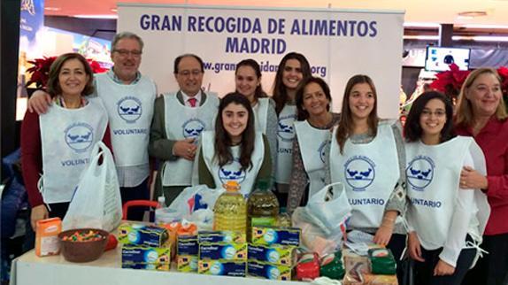 La red de recuperaci n de alimentos de rivas participa en la gran recogida de este fin de semana - Recogida de muebles comunidad de madrid ...