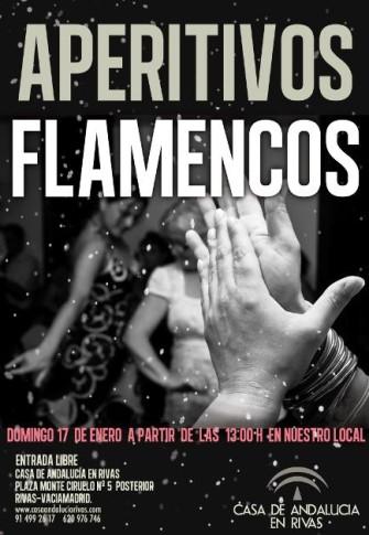 Aperitivos flamencos enero