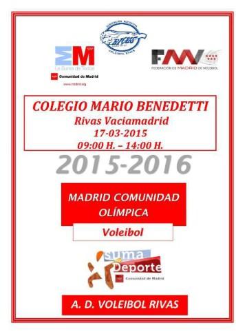 MADRID COMUNIDAD OLIMPICA