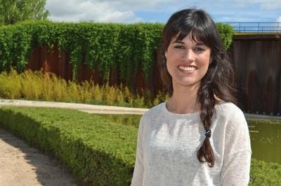 Yasmin Manji, elegida nueva responsable del PCE en Rivas (Foto cedida por la agrupación)