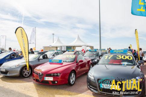 I Feria del Automóvil de Rivas (Foto: Kike Ayala)
