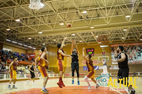 Uros de Rivas perdió contra NCS Alcobendas (57-66)